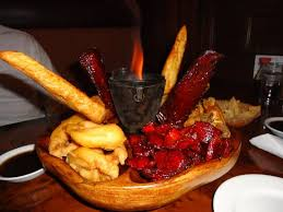 pu pu platters pu pu platter picture of pagoda inn kingstown tripadvisor
