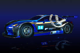 mobil balap lexus f performance racing to race rc f gt3 in 2016 forcegt com
