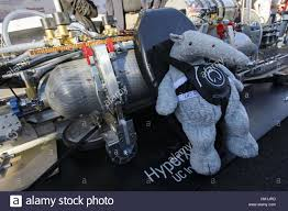 hawthorne ca usa 29th jan 2017 an anteater mascot from the