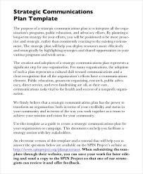 free strategic plan 45 free word pdf ppt format download