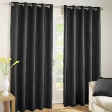 Thermal Curtain Liner Eyelet by Black And Grey Eyelet Curtains Luxe Metallic Ikat Stripe Eyelet