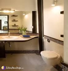 open bathroom home design ideas by kumar moorthy and assosciates