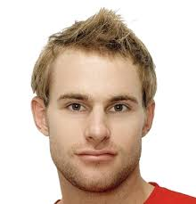 Guys New Hairstyles by Awesome Center Little Mohawk Haircut For Blonde Men Check More At