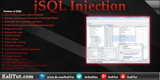 tutorial de uso de kali linux jsql injection kalitut tutorial