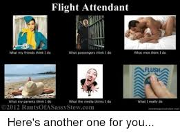 Meme Generator What I Really Do - flight attendant what my friends think i do what passengers think