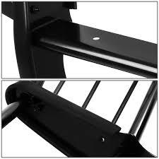 black nissan pathfinder 16 nissan pathfinder r52 front bumper protector brush grille guard