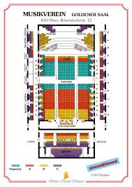 orchestra floor plan vienna mozart orchestra tickets musikverein golden hall tickets