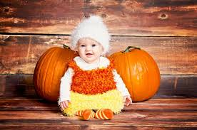 Candy Corn Costume Dress Up Your Baby As Your Favorite Foods 11 Adorable Food