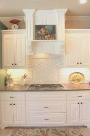 Create A Luxurious And Modern Kitchen Backsplash Modern by Backsplash White Kitchen Backsplashes Designs And Colors Modern