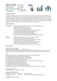 resume for business development sample resume for business development position sample resume