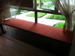 Custom Window Seat Cushions Bay Window Cushions Home Decor