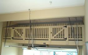 over garage door storage tips and ideas