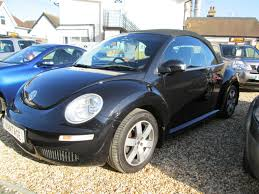 convertible volkswagen beetle used used 2006 volkswagen beetle cabriolet tdi was 4750 now for sale