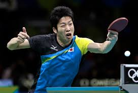 Best Table Tennis Player Mizutani Makes History With Bronze For Japan U0027s First Ever Olympic