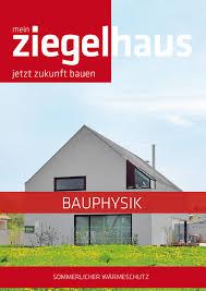 Ziegelhaus Sommerlicher Wärmeschutz Ziegelwerk Klosterbeuren
