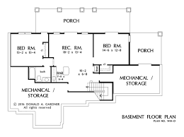 Don Gardner Floor Plans by House Plan The Waylon By Donald A Gardner Architects