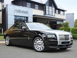 rolls royce ghost interior 2016 used 2016 rolls royce ghost 6 6 4dr for sale in west midlands