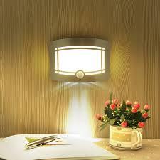 interior motion sensor light motion sensor nightlight light sensor control led wall night light