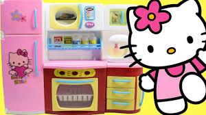 Kitchen Set Toys For Girls Hello Kitty Kitchen Playset Toy Kitchen Hello Kitty Cooking Toys