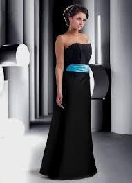 blue and black bridesmaid dresses naf dresses