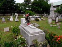 Cemetery Christmas Decorations Protestant Cemetery Bangkok U2013 A Memorial To The Early Pioneers