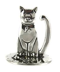 urban cat ring holder images 43 best rings images 3d crystal ring holders and jpg