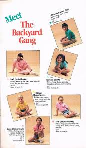 Barney And Backyard Gang Barney U0026 The Backyard Gang Child Of The 90s Pinterest