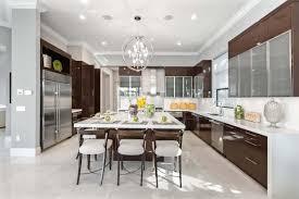 modern kitchen with brown cabinets 60 modern kitchen design ideas photos home stratosphere