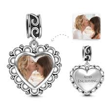 Personalized Photo Pendant Necklace Photo Series Personalized