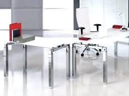bureau en verre design petit bureau verre bureau verre design bureau individuel en verre