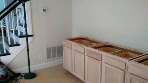 how to replace base cabinets built in bookcase hack using kitchen cabinets and bookcases