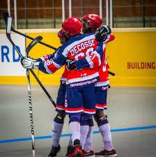 Floor Hockey Unit Plan by Montrealers Powering Haiti U0027s Run At World Ball Hockey