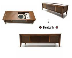 Vintage Coffee Tables by Sold Out Airline Vintage Coffee Table Record Player Changer