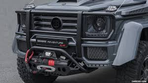 mercedes benz g class 2017 2017 brabus 550 adventure 4x4 based on mercedes benz g class 4x4