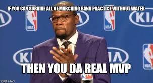 Band Practice Meme - you the real mvp meme imgflip
