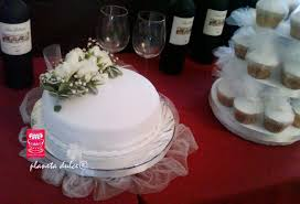 torta de bodas o civil planeta dulce zona norte capital