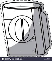 espresso coffee clipart figure espresso coffee open image vector illustration icon stock
