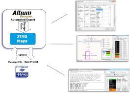 Maps For Jtag Maps For Altium Jtag Technologies