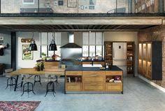 cuisine plus cuisine îlot central 12 photos de cuisinistes lofts kitchens