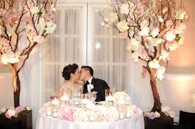 bride and groom sweetheart table bride and groom at sweetheart table elizabeth anne designs the