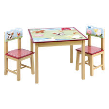 Small Table And Chairs by Dining Set Kidkraft Farmhouse Kidkraft Farmhouse Table And