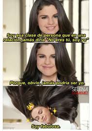 Selena Gomez Meme - soy fabulosa discovered by sarita on we heart it