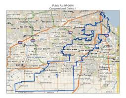 County Map Illinois by Will County Politics Maps Of Illinois Congressional Districts 2014