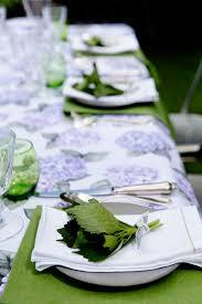 a hydrangea inspired table setting u2014 chyka com