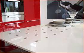 plan de travail cuisine blanc brillant plan de travail cuisine noir pailleté ides de plan de