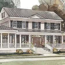 top 25 house plans coastal living