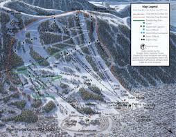 Jackson Hole Map Snow King Ski Area Skimap Org