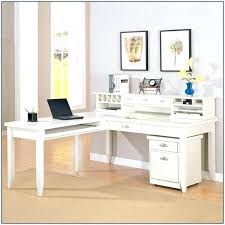 L Shaped Office Desk With Hutch Office Desk L Shaped Atken Me