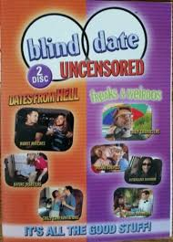 Blind Date Funny Blind Date Uncensored Dvd 2 Disc Dates From Hell Freaks Weirdos