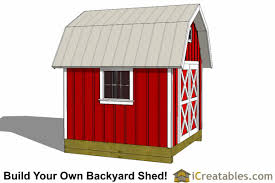10x10 barn shed 10x10 barn shed roof with loft plans